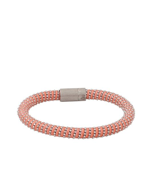 Carolina Bucci - Multicolor Peach Twister Band Bracelet - Lyst