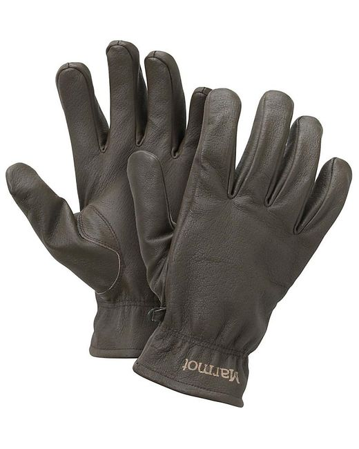Marmot - Brown Basic Work Glove for Men - Lyst