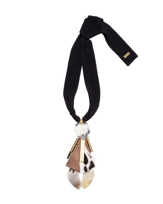Marni | Multicolor Necklace In Natural Horn | Lyst