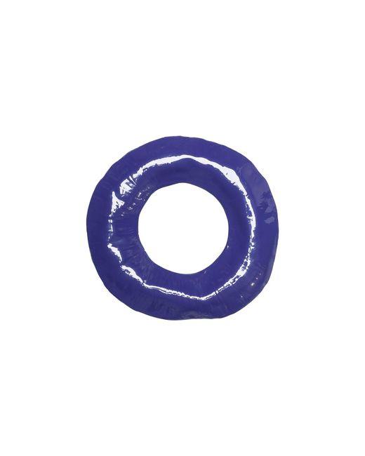 Marni - Riot Rigid Bracelet In Blue Enameled Metal - Lyst