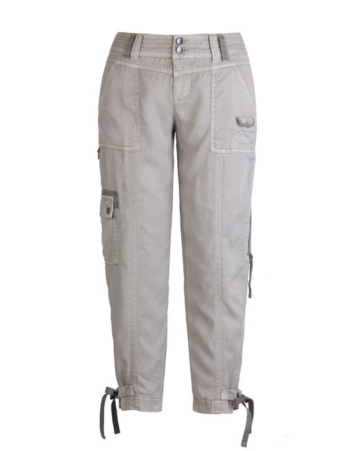 Marrakech | Gray Lisza Crop Pant | Lyst