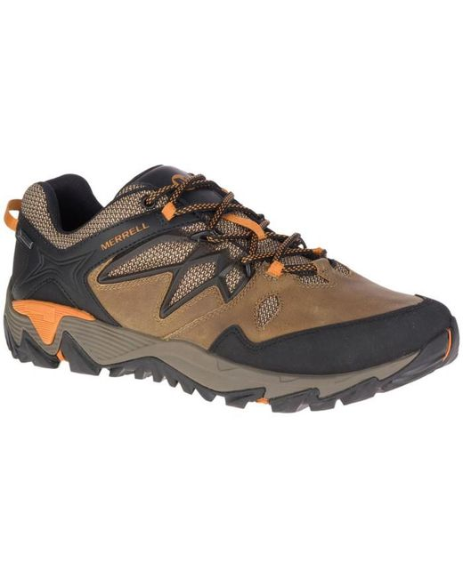Merrell  Multicolor All Out Blaze 2 Gtx Goretex Walking Shoes for Men   Lyst