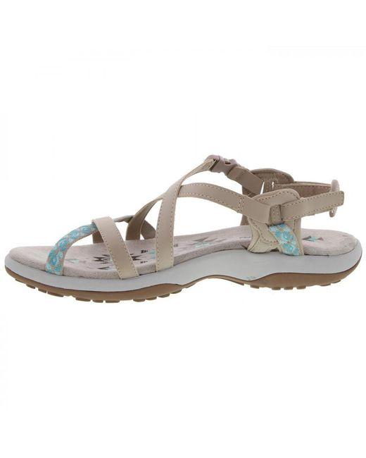 d58b94c2d93 ... Skechers - Multicolor Reggae Slim Vacay Adjustable Walking Sandals -  Lyst ...