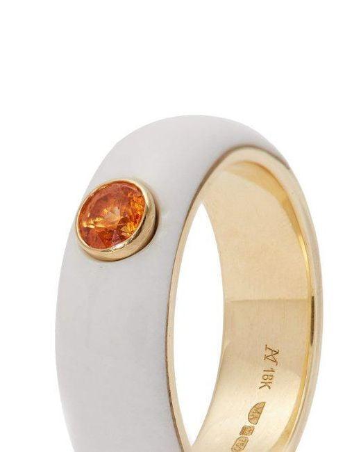 Marc Alary Belsa sapphire & 18kt gold ring lKyO8Vsg9