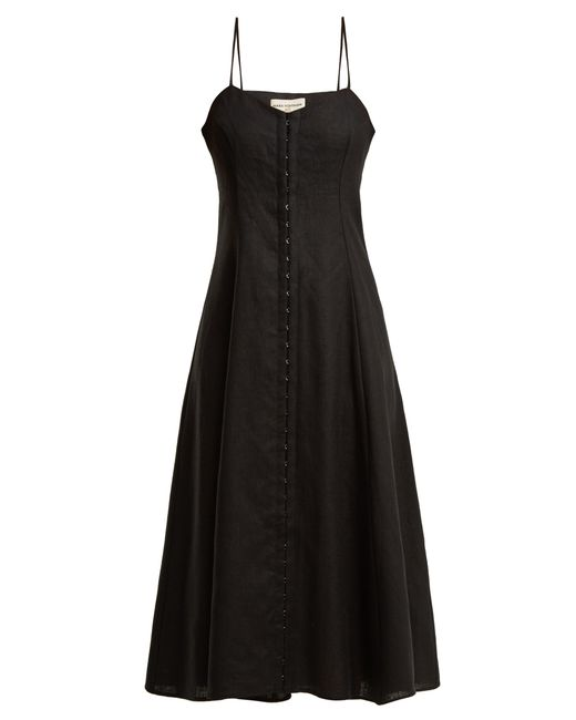 Mara Hoffman - Black Robyn A Line Dress - Lyst