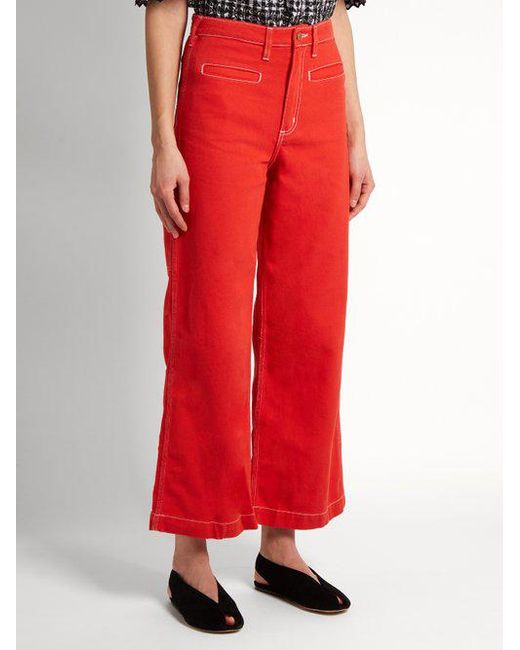 Painter high-waisted flared jeans Bliss and Mischief Sale With Paypal Where Can You Find Cheap Outlet Locations Lc4EN9