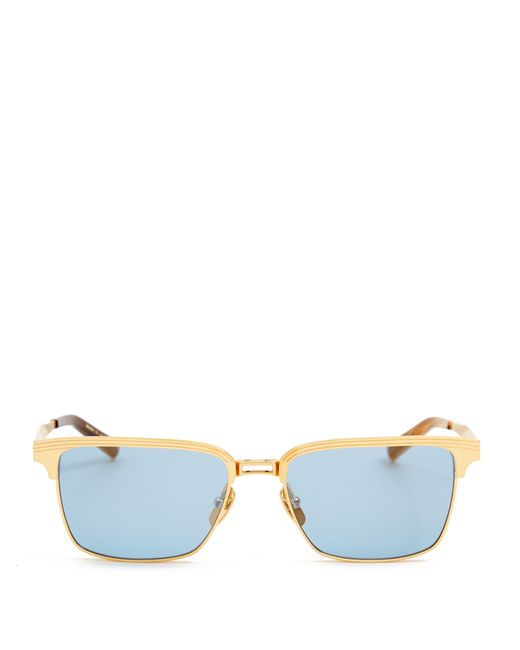 Dita eyewear Aristocrat Gold-plated D-frame Sunglasses in ...