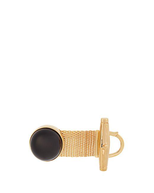 Balenciaga | Multicolor Watch-strap Stone Bracelet | Lyst