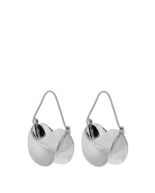 Anissa Kermiche | Metallic Silver-plated Earrings | Lyst