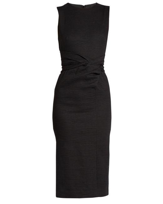 Sportmax | Black Brunico Dress | Lyst