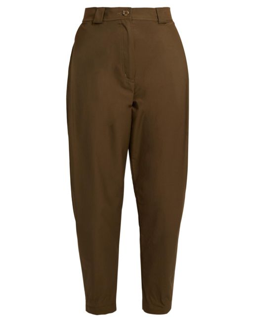 Rachel Comey | Multicolor Leonard Cotton-blend High-rise Tapered Trousers | Lyst
