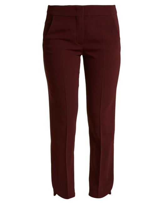 Sportmax | Red Procida Trousers | Lyst