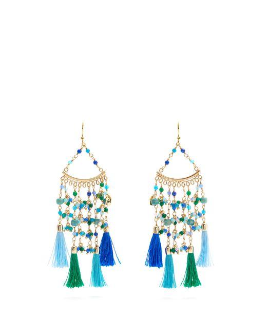 Rosantica By Michela Panero   Blue Kilimangiaro Multi-stone Earrings   Lyst