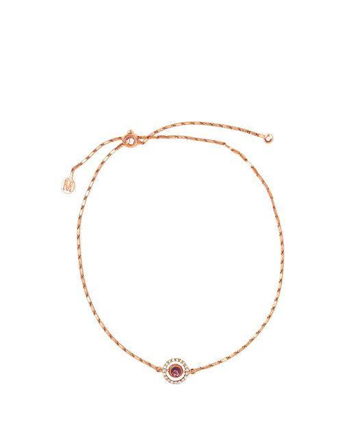 Marie Mas | Pink Small Diamond, Amethyst, Topaz & Gold Bracelet | Lyst