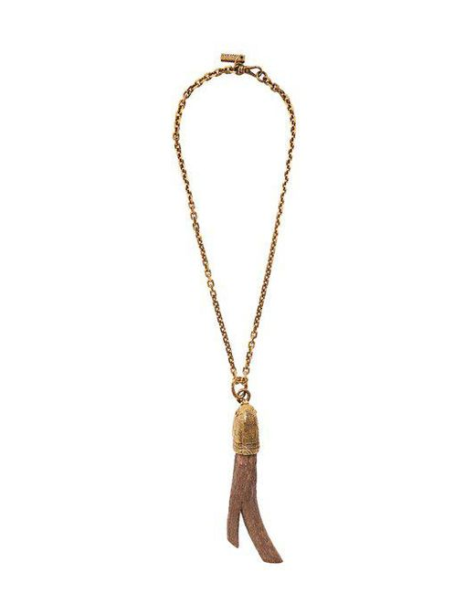 Animalier branch-pendant necklace Prada HqZjy2kUm6