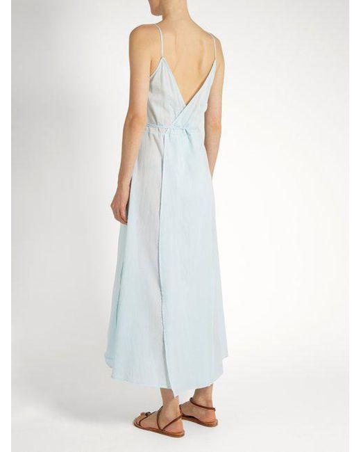 Ballet cotton wrap dress Loup Charmant fFVe7