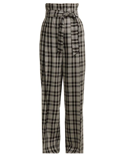 Weekend by Maxmara Black Cina Trousers