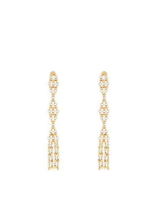 Surreal drop earrings Rosantica H440Q5f