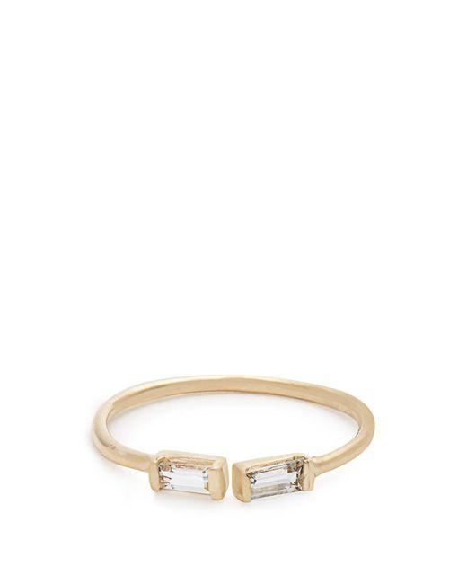 Loren Stewart - Metallic Sapphire & Yellow-gold Ring - Lyst