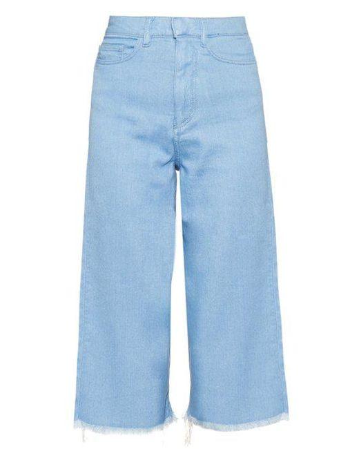 New Frayed-edge wide-leg cropped jeans Marques Almeida Outlet Discount Sale Sale Discounts j7VX5SM5C