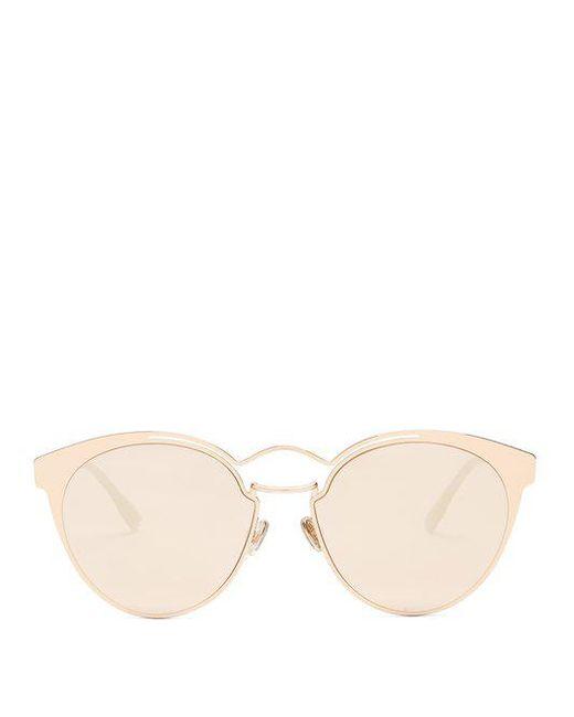 Nebula cat-eye metal sunglasses Dior BkualQ