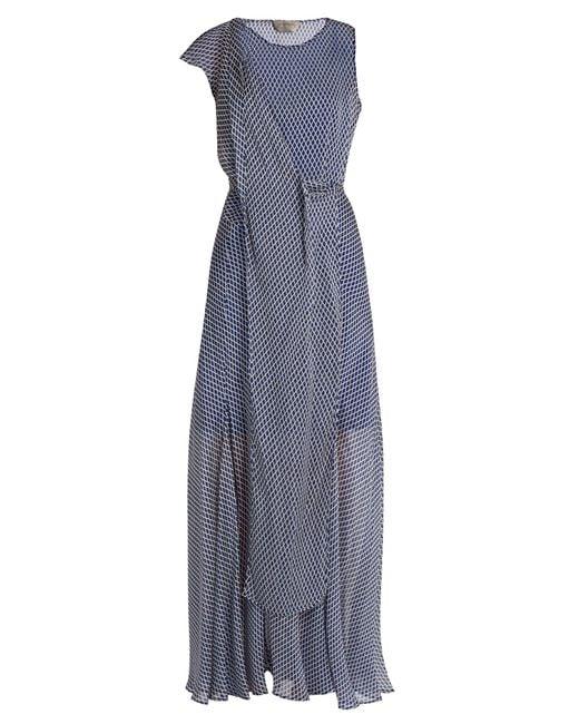 Sportmax | Blue Rito Dress | Lyst