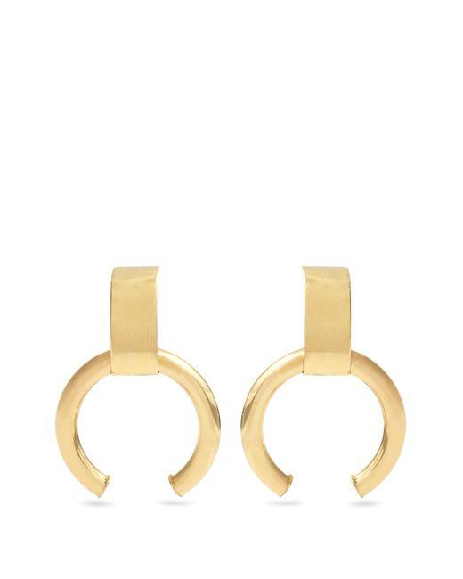 Loren Stewart - Metallic Yellow Gold Earrings - Lyst