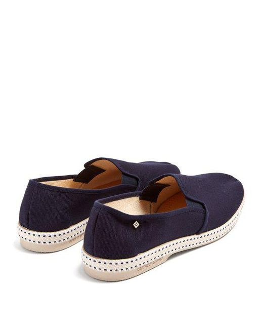 Classic 10 canvas loafers Rivieras P8i9i