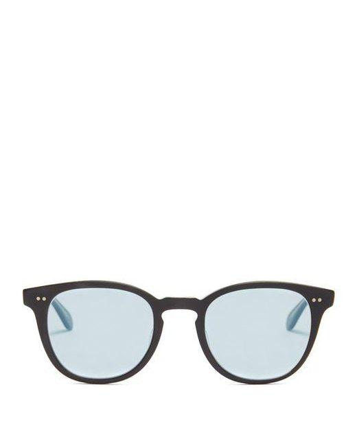 round frame sunglasses - Black Garrett Leight egufKKmZB