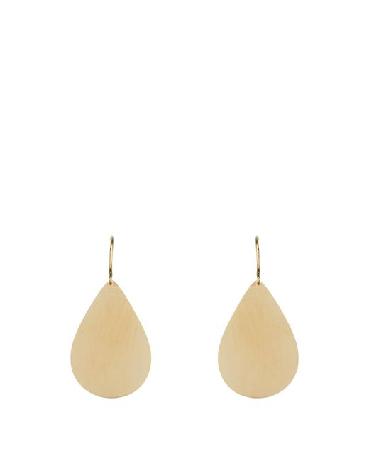 Irene Neuwirth | Metallic Yellow-gold Earrings | Lyst