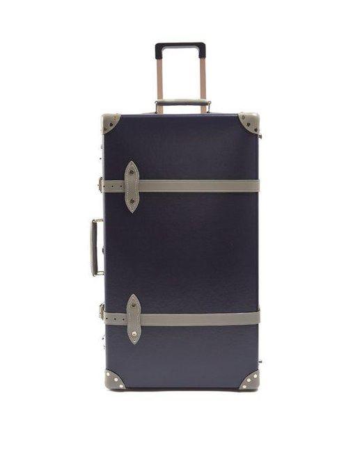 "Globe-Trotter - Multicolor - X Matchesfashion.com Centenary 30"" Suitcase - Mens - Navy Multi for Men - Lyst"