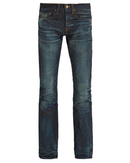 PRPS - Blue Demon Straight-leg Jeans for Men - Lyst
