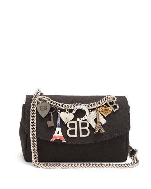 BB Round S bag Balenciaga SsZ7o7Vk