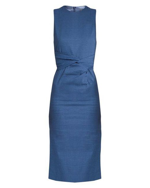 Sportmax - Blue Brunico Dress - Lyst
