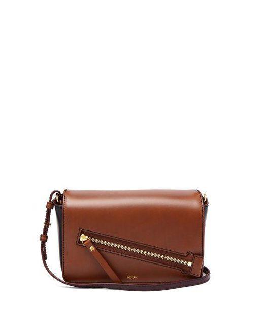 Joseph Warwick leather shoulder bag wv58W