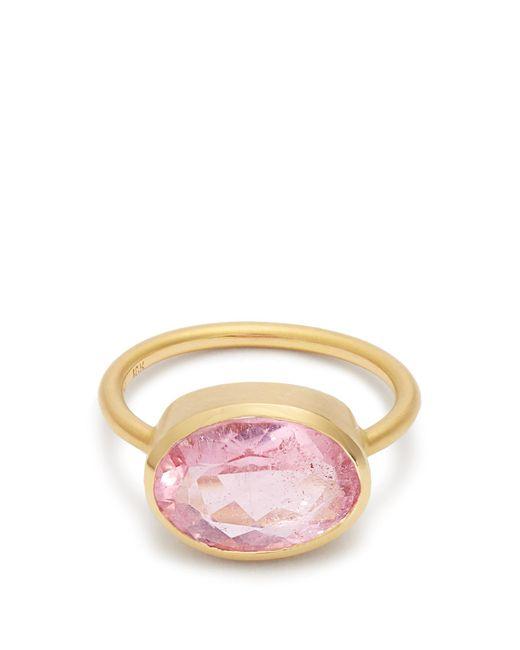Irene Neuwirth | Multicolor Tourmaline & Rose-gold Ring | Lyst