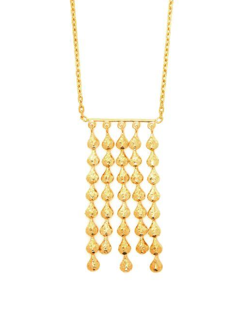 Sophia Kokosalaki - Metallic Ekavi Gold-plated Silver Necklace - Lyst