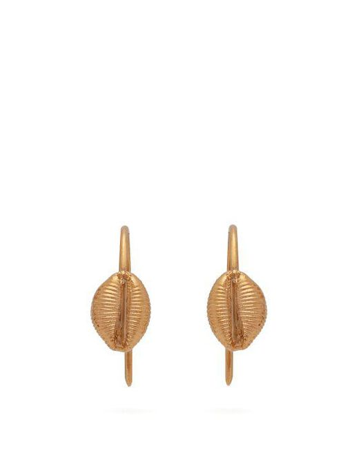 Isabel Marant - Metallic Strass Crystal-embellished Cascade Earrings - Lyst