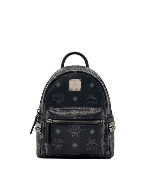 MCM - White Stark Bebe Boo Backpack - Lyst