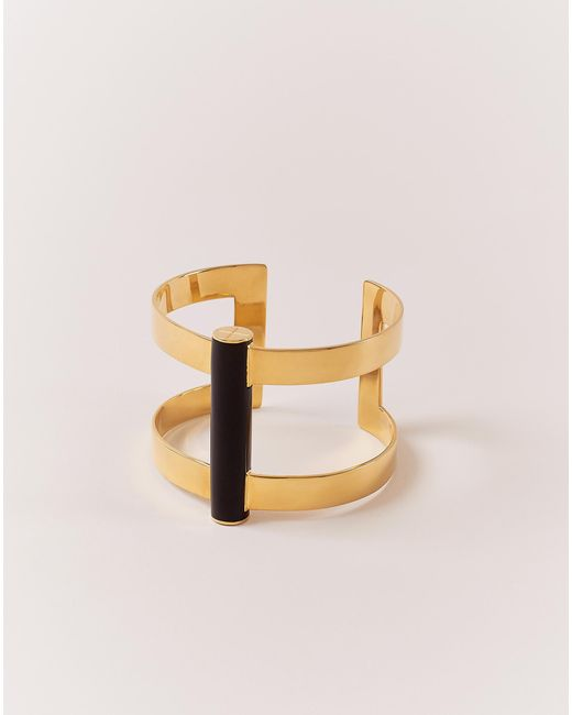 ME+EM | Metallic Statement Cuff | Lyst