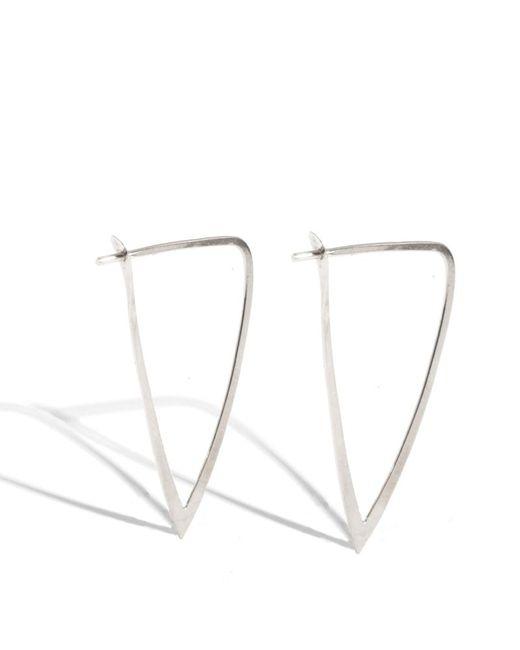 Melissa Joy Manning | Metallic Dagger Hoops | Lyst