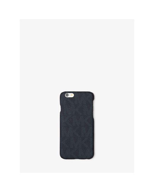 Michael Kors   Blue Logo Phone Case for Men   Lyst