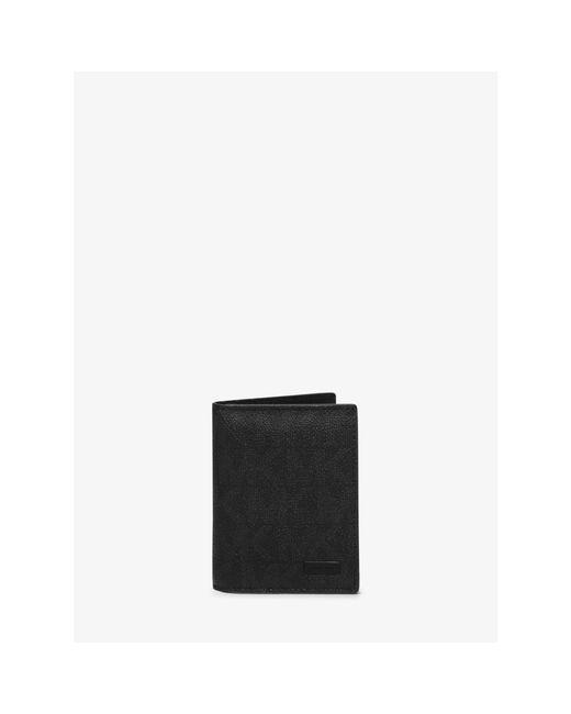 Michael Kors | Black Jet Set Wallet for Men | Lyst