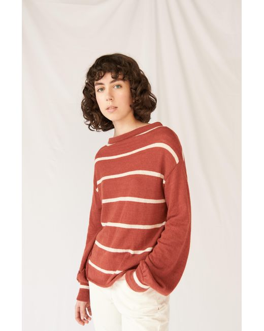 MiH Jeans - Red Ossie Sweater - Lyst