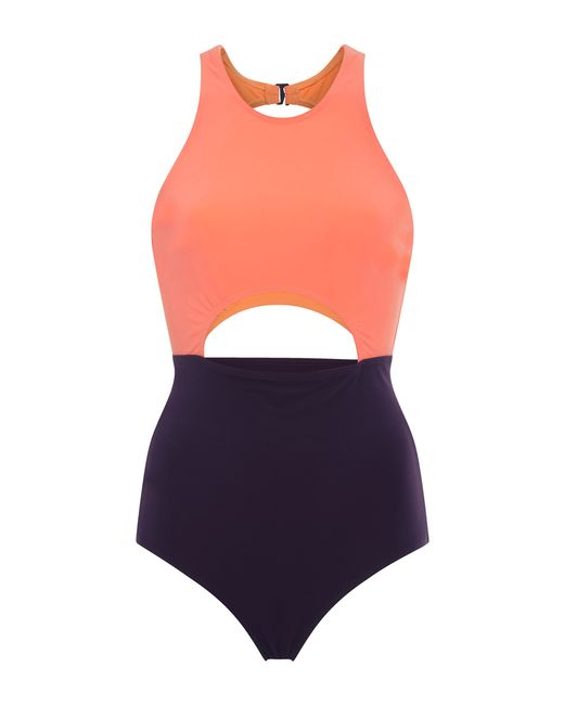 one piece swimsuits with cutouts
