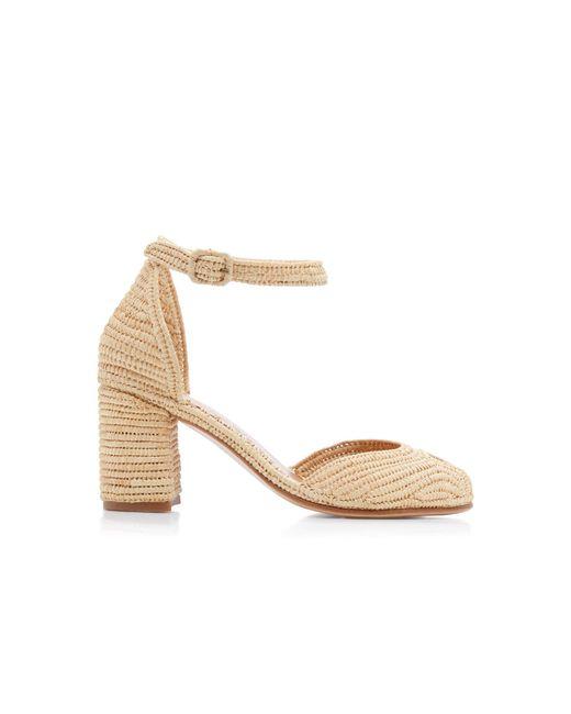 Carrie Forbes - Multicolor Laila Raffia Sandals - Lyst