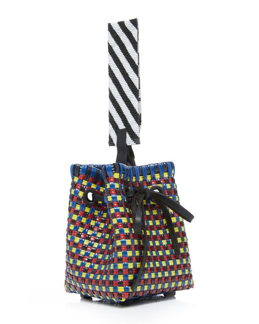 Truss Bead Strap Party Bag