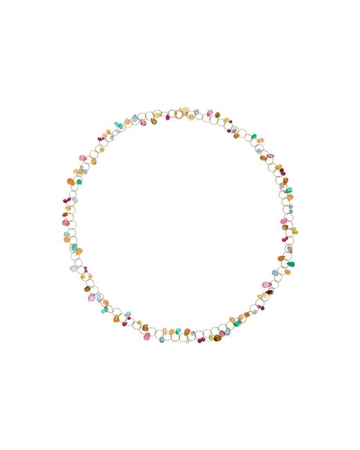Mallary Marks - Metallic Circus Briolette 18k Gold Multi-stone Necklace - Lyst
