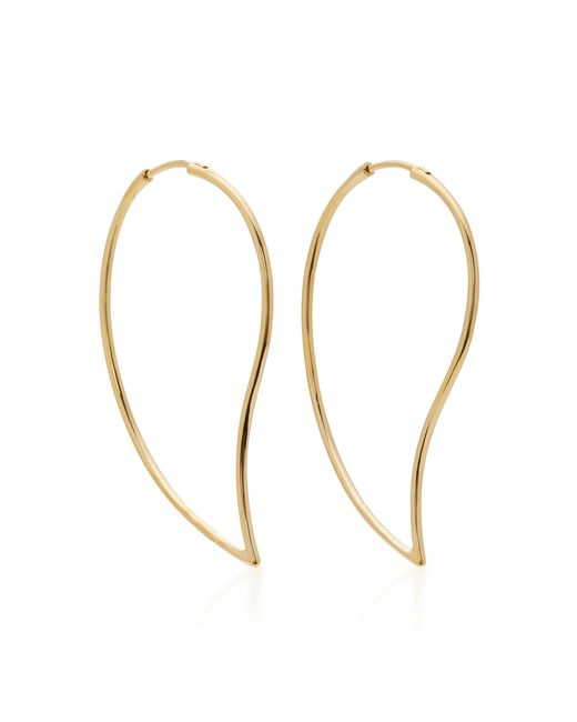 Mattioli | Metallic Vertigo 18k Gold Earrings | Lyst