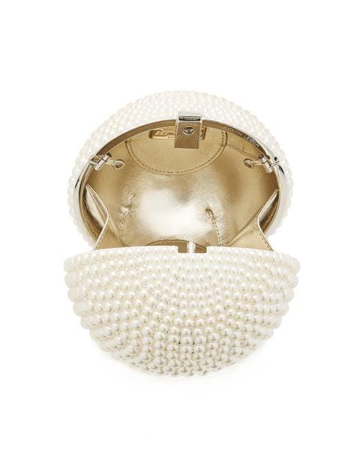 Pearls Sphere Clutch Judith Leiber wK7MQEaum